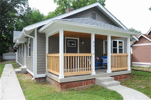 Photo of 4516 Winthrop Ave Avenue, Indianapolis, IN 46205 (MLS # 21736816)