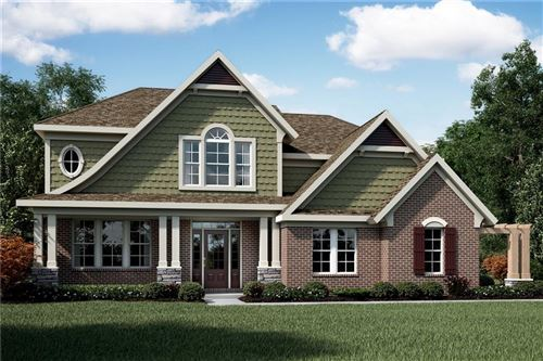 Photo of 12478 Coastal Place, Fishers, IN 46037 (MLS # 21816816)