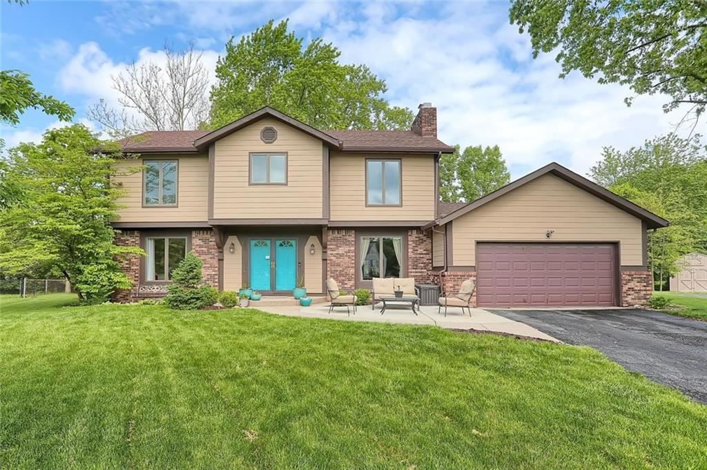 8312 Heron Court, Indianapolis, IN 46256 - #: 21710816