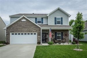 Photo of 868 Briarstone, Greenwood, IN 46143 (MLS # 21641818)