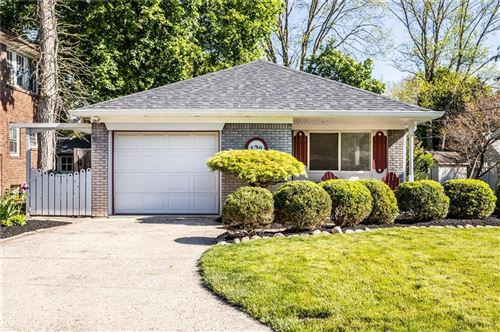 Photo of 120 East 51st Street, Indianapolis, IN 46205 (MLS # 21784818)