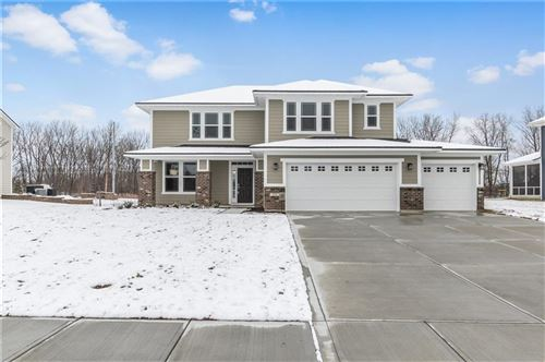 Photo of 8294 Peggy Court, Zionsville, IN 46077 (MLS # 21721819)