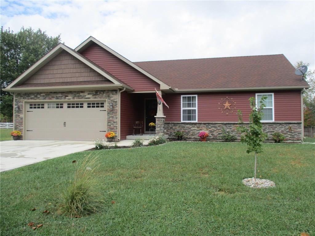 884 East 150, Crawfordsville, IN 47933 - #: 21742819