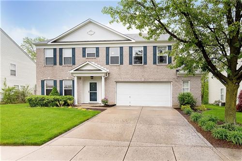 Photo of 5829 Amber Lane, Indianapolis, IN 46234 (MLS # 21784820)