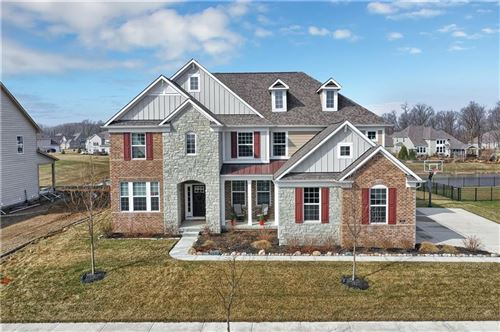 Photo of 3844 Conifer Drive, Zionsville, IN 46077 (MLS # 21700822)