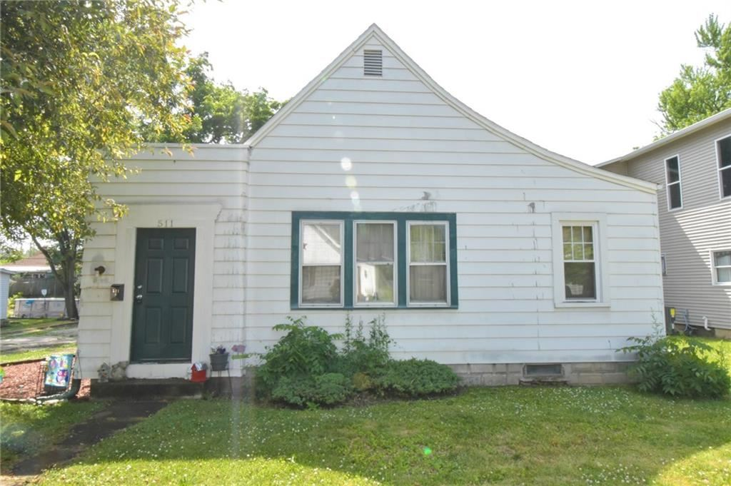 511 CENTRAL Avenue, Anderson, IN 46012 - #: 21719824