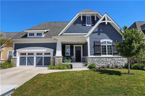 Photo of 1430 Farmhouse Drive, Westfield, IN 46074 (MLS # 21728825)