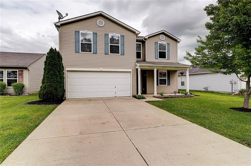 3377 Spring Wind Lane, Indianapolis, IN 46239 - #: 21714825