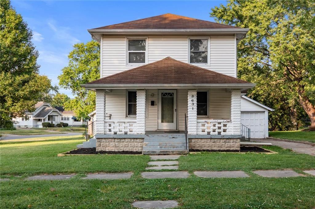 3631 ANDOVER Road, Anderson, IN 46013 - #: 21737826