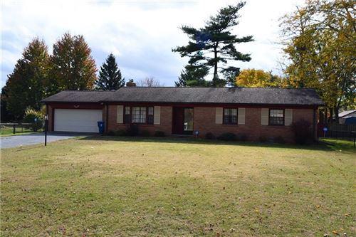 Photo of 8813 East 15th Street, Indianapolis, IN 46219 (MLS # 21749827)