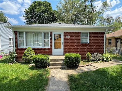 Photo of 1817 N LIVINGSTON, Indianapolis, IN 46222 (MLS # 21801829)
