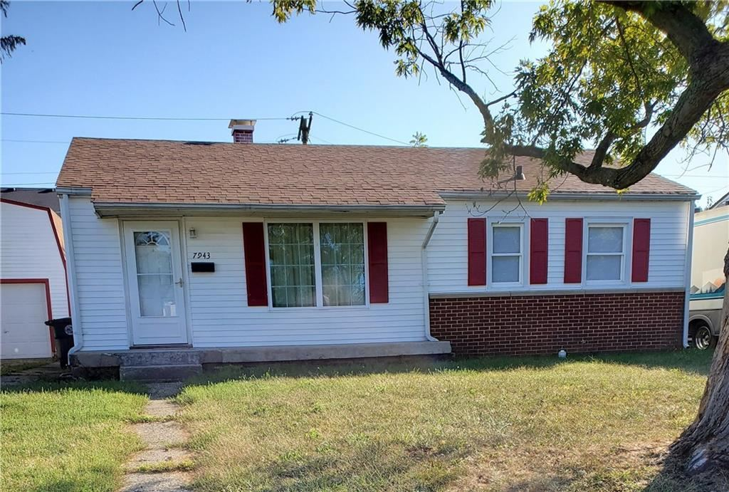 7943 East 49TH Street, Lawrence, IN 46226 - #: 21675829