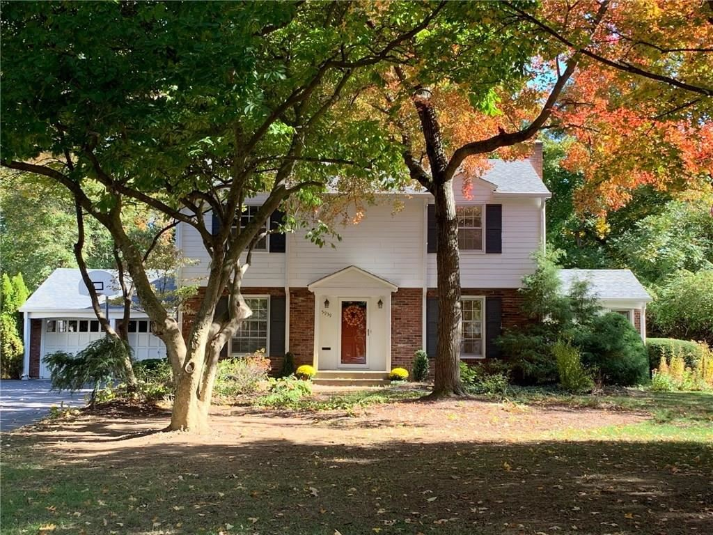 5939 Hillside Avenue East Drive, Indianapolis, IN 46220 - #: 21677829