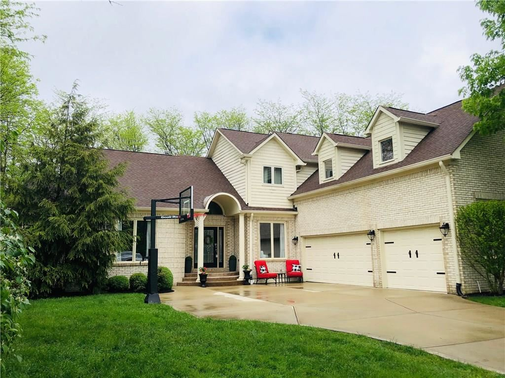 12340 Hyacinth Drive, Fishers, IN 46037 - #: 21683829