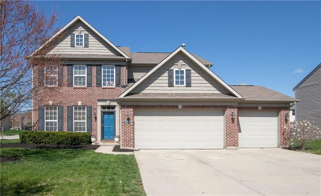 18655 Mill Grove Drive, Noblesville, IN 46062 - #: 21703829