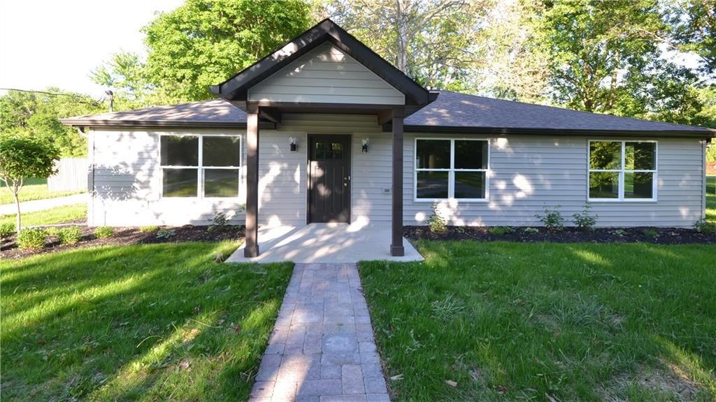 8131 South Belmont Avenue, Indianapolis, IN 46217 - #: 21715829