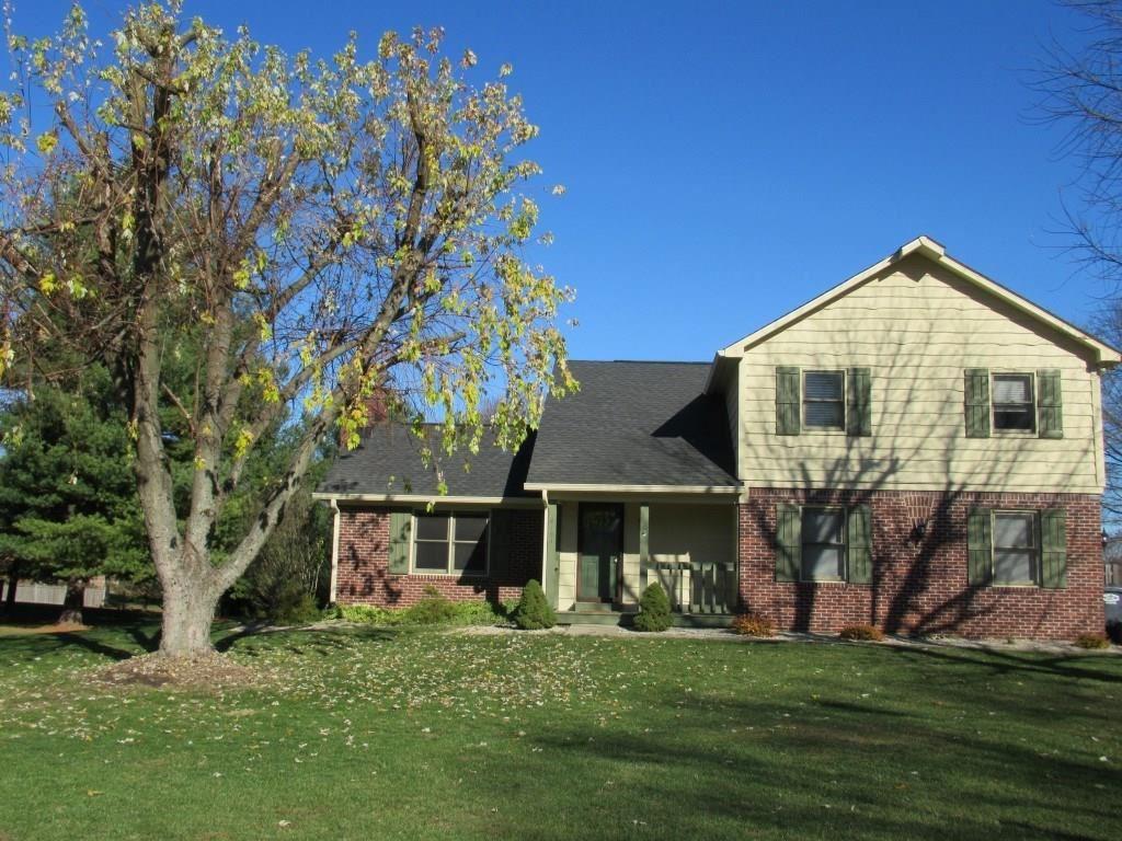 Photo of 4194 Cobblestone Way, Greenwood, IN 46143 (MLS # 21754829)