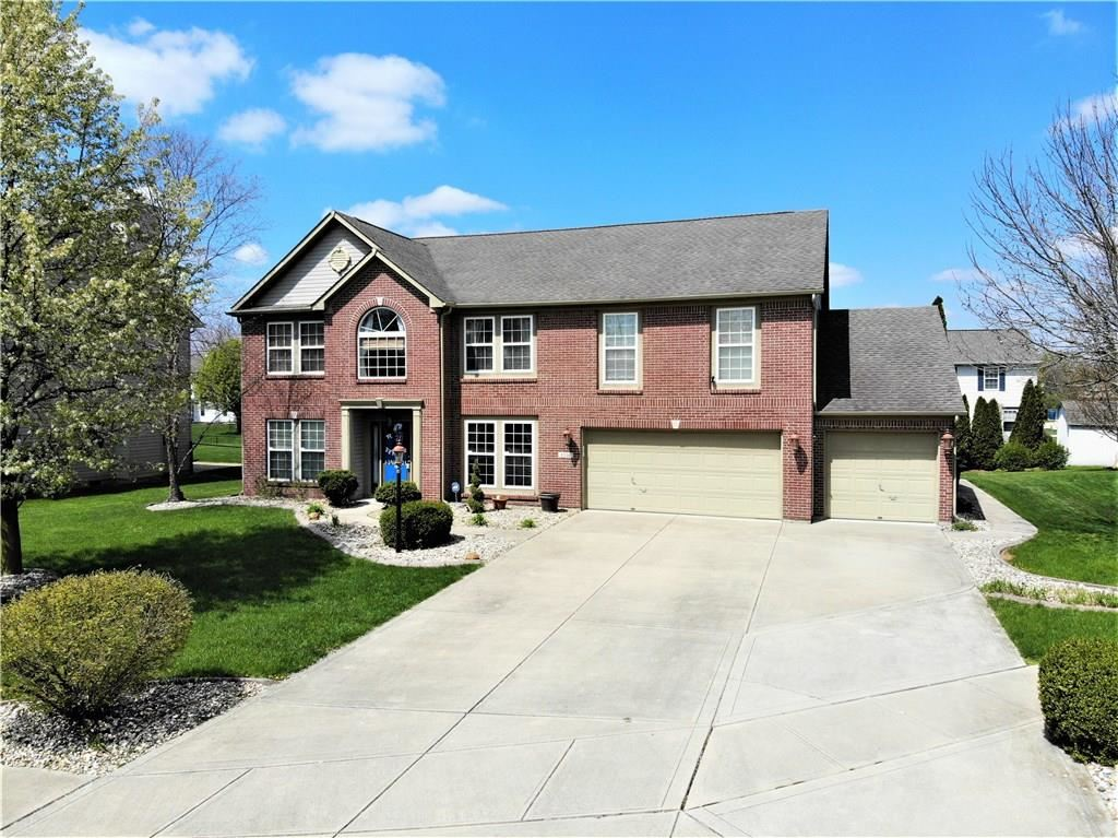8336 Hunters Meadow Court, Indianapolis, IN 46259 - #: 21705830