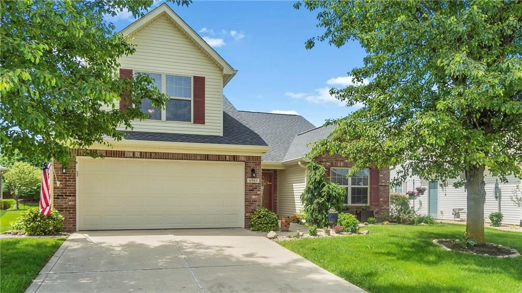 6965 Griggs Drive, Noblesville, IN 46062 - #: 21715830