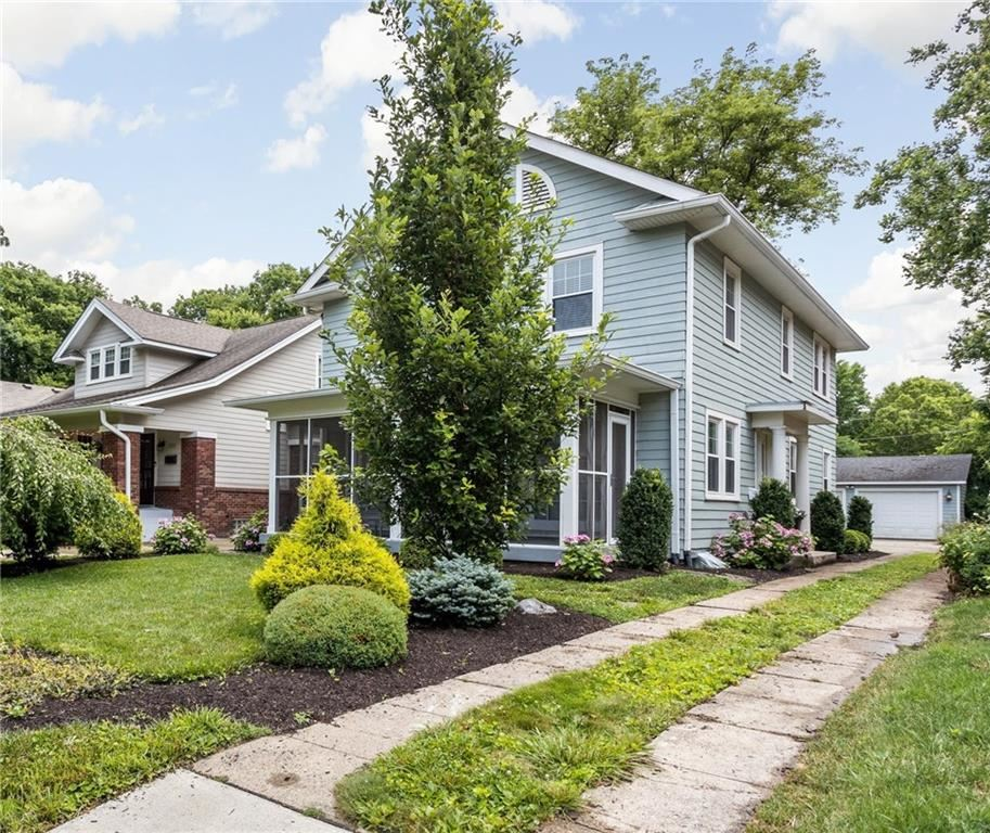 321 E 47th Street, Indianapolis, IN 46205 - MLS#: 21798830