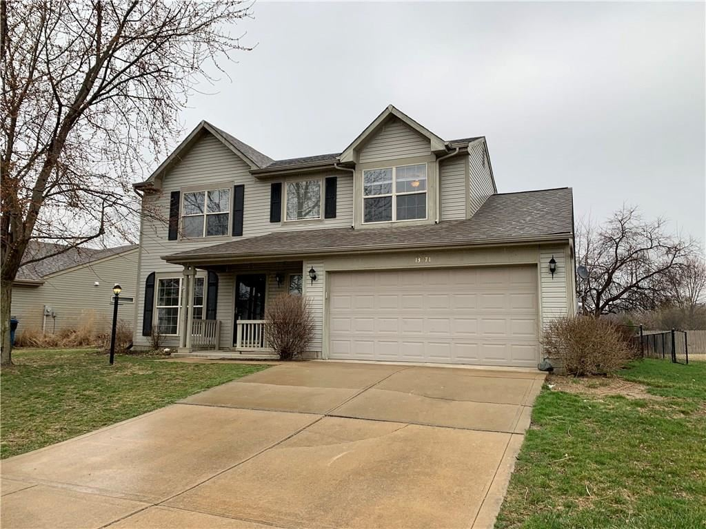 Photo of 13971 Bruddy Drive, Fishers, IN 46038 (MLS # 21700831)