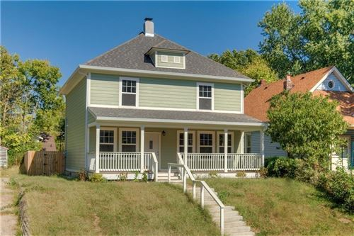 Photo of 2308 Nowland Avenue, Indianapolis, IN 46201 (MLS # 21744832)