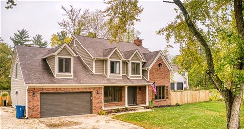 Photo of 6191 North CHESTER Avenue, Indianapolis, IN 46220 (MLS # 21748833)