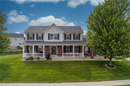 Photo of 11710 Gatwick View Drive, Fishers, IN 46037 (MLS # 21788833)