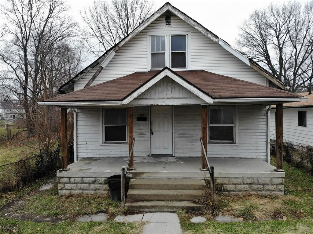 958 West Roache Street, Indianapolis, IN 46208 - #: 21684833