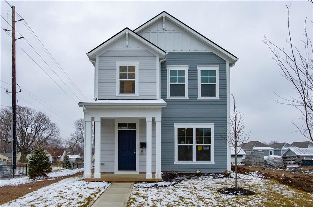 369 Steeples Boulevard, Indianapolis, IN 46222 - #: 21751833
