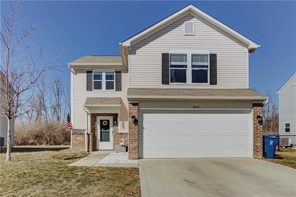8052 FISHER BEND Drive, Indianapolis, IN 46239 - #: 21768834