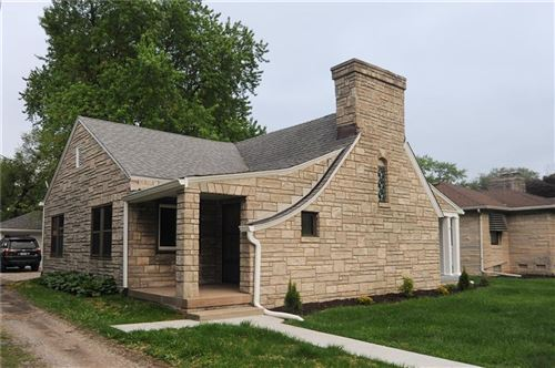 Photo of 1115 North Emerson Avenue, Indianapolis, IN 46219 (MLS # 21711836)