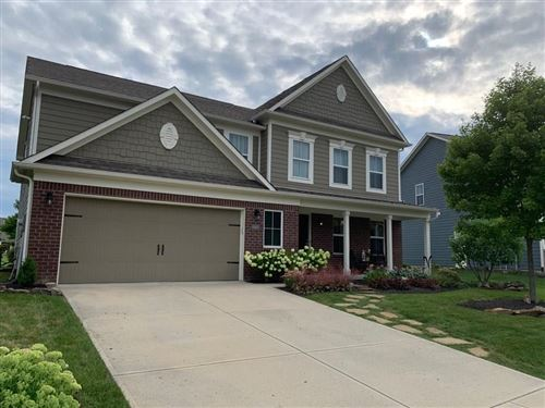 Photo of 10903 Stoneleigh Drive, Noblesville, IN 46060 (MLS # 21730836)