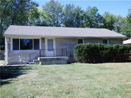 Photo of 8504 Compton Street, Indianapolis, IN 46240 (MLS # 21742836)
