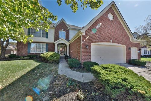 Photo of 11719 Mesa Valley Court, Fishers, IN 46037 (MLS # 21744836)