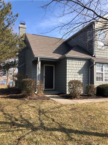 Photo of 7425 Harbour Point #40, Indianapolis, IN 46240 (MLS # 21767836)