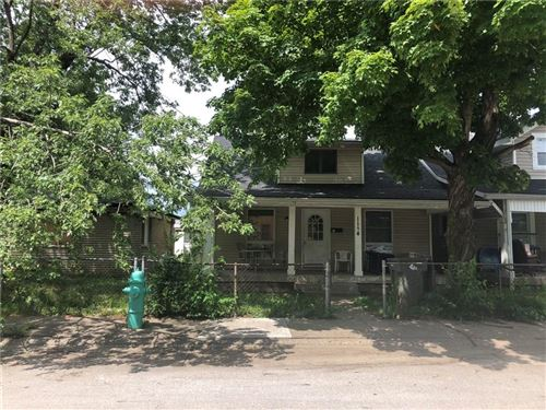 Photo of 1154 BACON Street, Indianapolis, IN 46227 (MLS # 21729837)