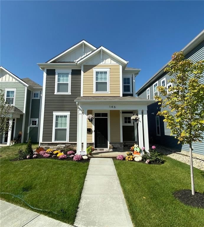 146 Handley Street, Indianapolis, IN 46222 - #: 21686837
