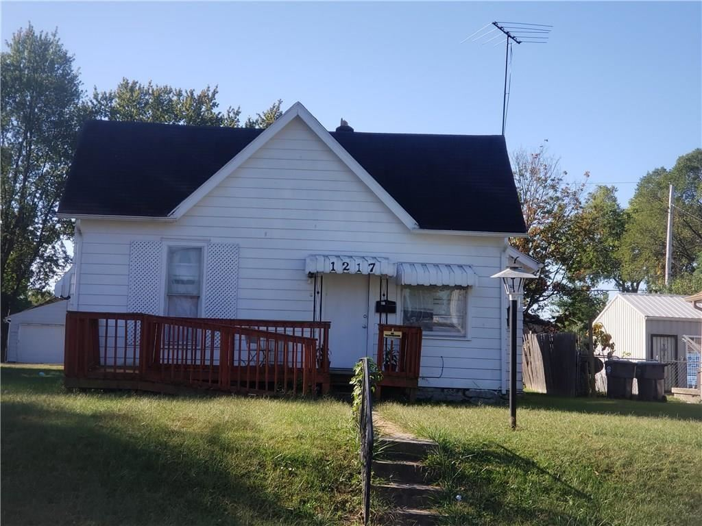 1217 West 6th Street, Anderson, IN 46016 - #: 21749837