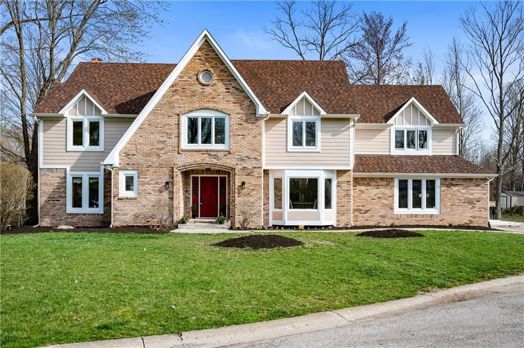 8135 BOWLINE Court, Indianapolis, IN 46236 - MLS#: 21775837