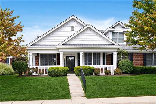 Photo of 4602 STATESMEN Drive, Indianapolis, IN 46250 (MLS # 21739838)