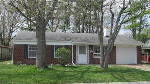 Photo of 3716 Alsace Drive, Indianapolis, IN 46226 (MLS # 21770838)
