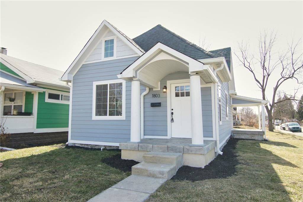 1803 Woodlawn Avenue, Indianapolis, IN 46203 - #: 21769838