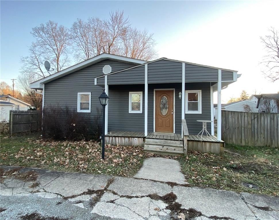 119 East Johnson Street, Morristown, IN 46161 - #: 21681840