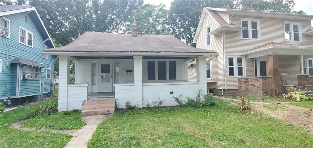 426 North BANCROFT Street, Indianapolis, IN 46201 - #: 21735840