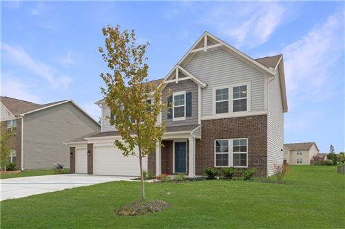 Photo of 5589 West Woodhammer, McCordsville, IN 46055 (MLS # 21616841)