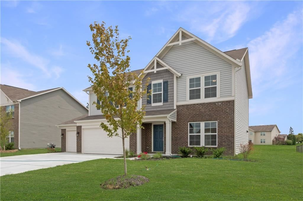 5589 West Woodhammer Trail, McCordsville, IN 46055 - #: 21616841