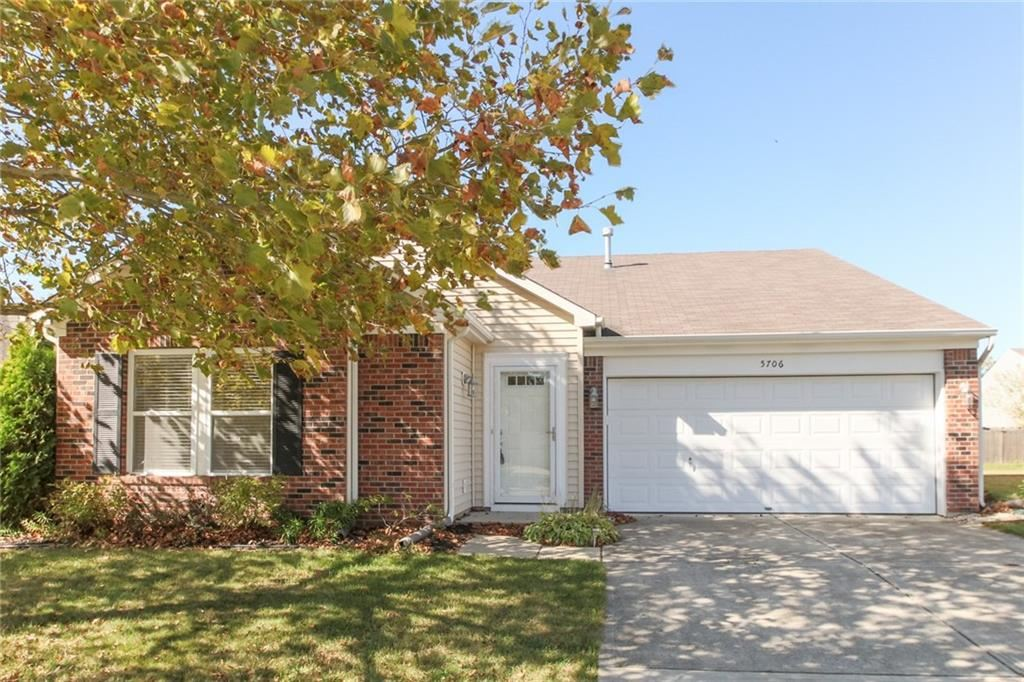 5706 Grassy Bank Drive, Indianapolis, IN 46237 - #: 21673841