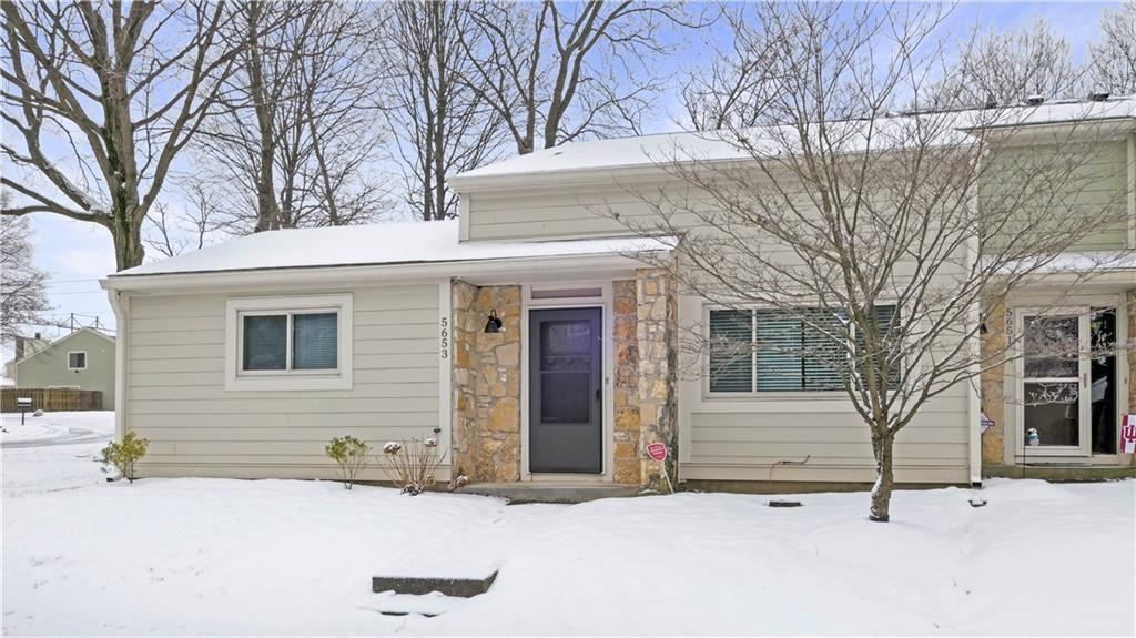 5653 Twin Lakes Court, Indianapolis, IN 46237 - #: 21763843