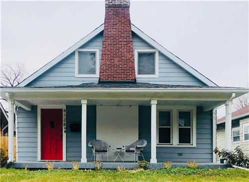 Photo of 4128 North Capitol Avenue, Indianapolis, IN 46208 (MLS # 21681844)